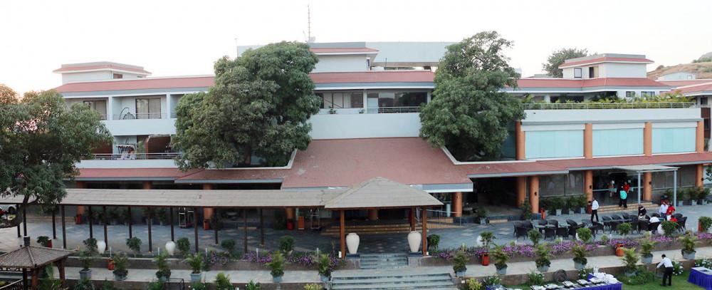 Club Mahindra resort in Hatgad