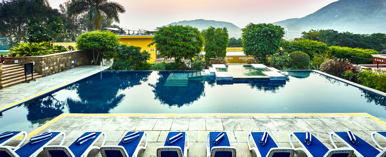 Club Mahindra Kumbhalgarh Resort in Rajasthan