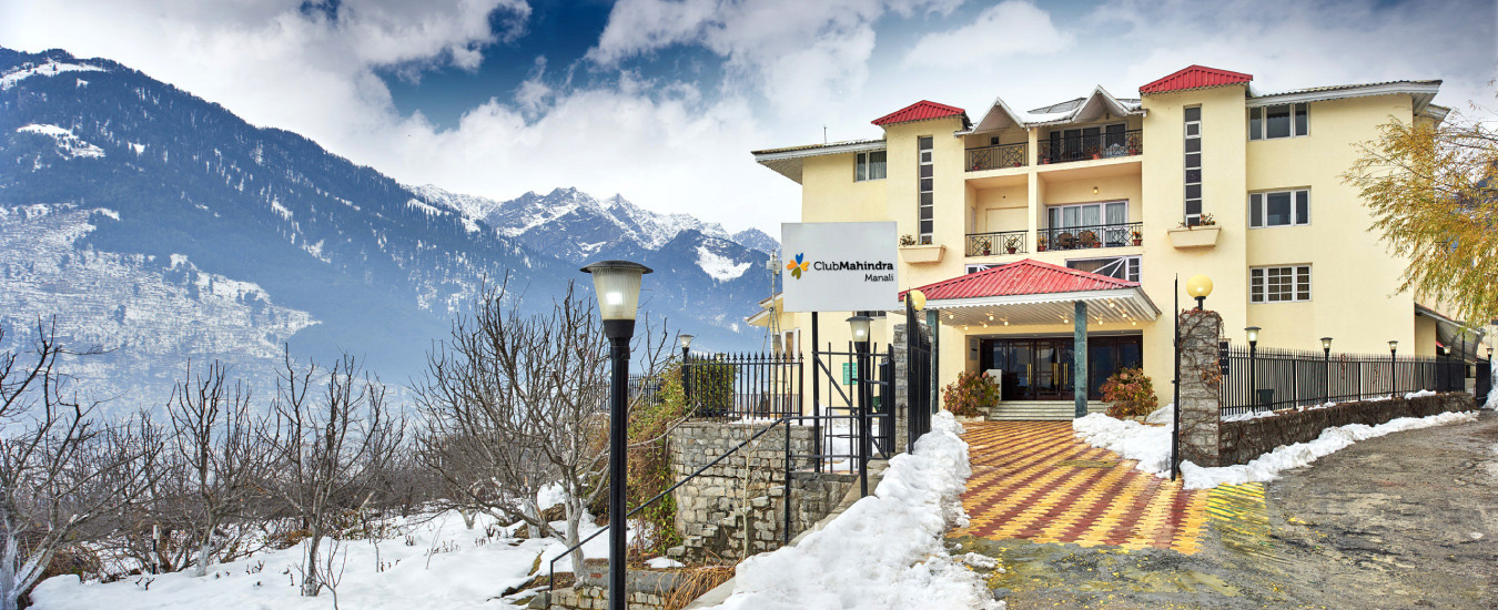 Club Mahindra Snow Peaks Resort in Manali, Himachal Pradesh